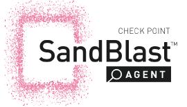 CHECK POINT SandBlast Agent